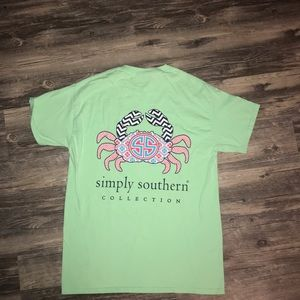 Simply southern short sleeve shirt